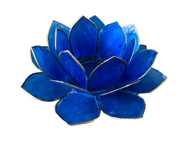 Lotus sfeerlicht blauw
