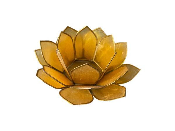 Lotus sfeerlicht geel